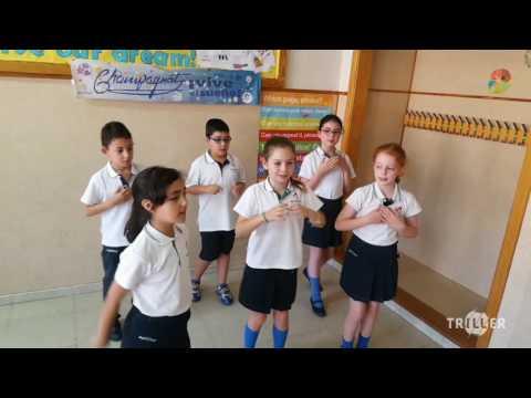 Proyecto final música   3º de primaria