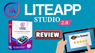 LiteApp Studio 2 0 Review - Create Any Type of Apps from Any URL Instantly!