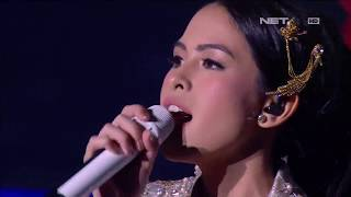 Maudy Ayunda - Can't Stop The Feeling (Justin Timberlake's Song) - LIVE from NET 4.0