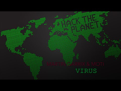 Martin Garrix & MOTI - Virus (How About Now) HD [LYRICS]