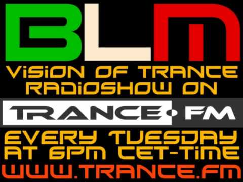 Bass Line Man On Trance.fm - Vision Of Trance Episodio 019 (07-10-2013)