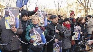 Ukrayna'da muhalif kadın gazeteci öldüresiye dövüldü