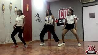 O Saki Saki Dance Choreography by Itishree behera | Conquest Dance Centre