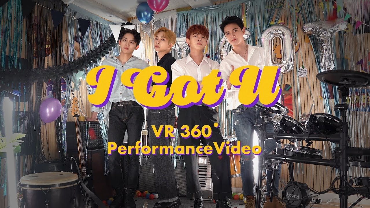 Download LUCY 'I Got U' VR 360 Performance Video / ENG sub