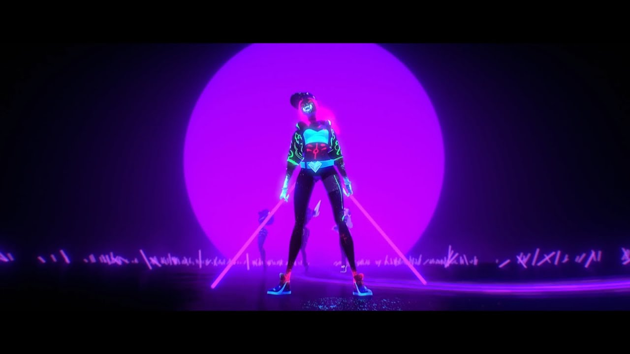 League of Legends' K-pop hit comes to VR game Beat Saber
