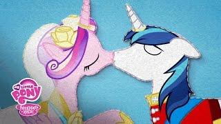 My Little Pony Latino América: La Magia de la Amistad - 'La Boda Real 'Ep. 1 Album Heartfelt