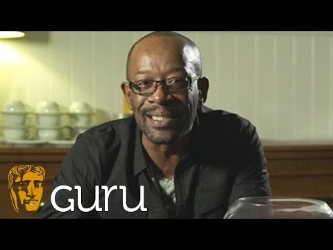 60 Seconds With...Lennie James