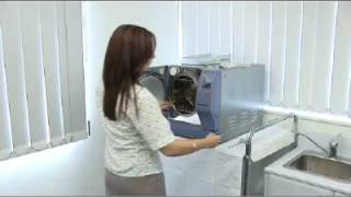 Installation & Levelling of your new Cominox Autoclave/Steriliser