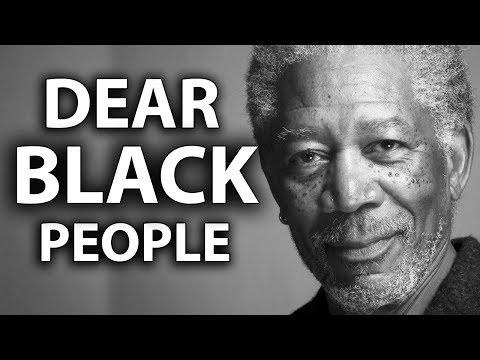 Dear Black People, I Ain't Mad At Cha