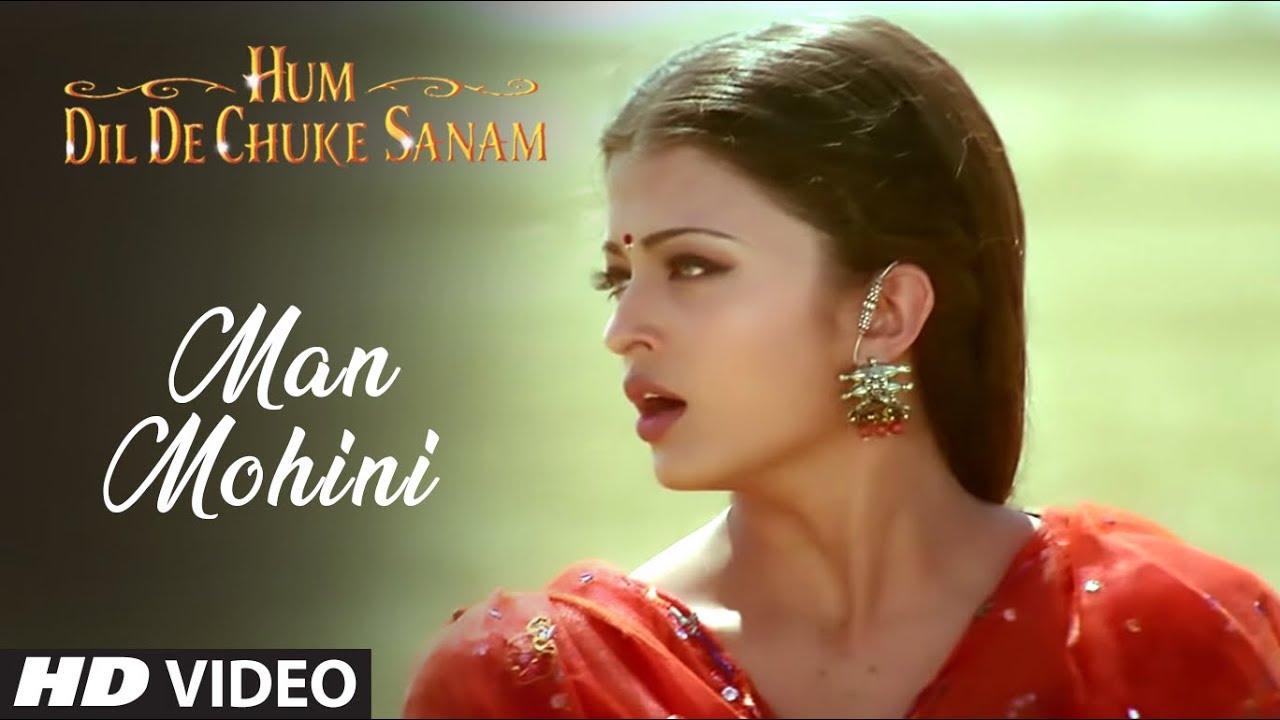 Man Mohini Full Song | Hum Dil De Chuke Sanam | Aishwarya ...