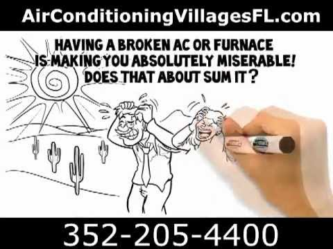 Villages FL Air Conditioning | Crystal Air Cooling and  Heat - 352-307-3800