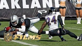 Ravens vs. Raiders (Week 2) | Joe Flacco vs. Derek Carr Mini Replay | NFL Films