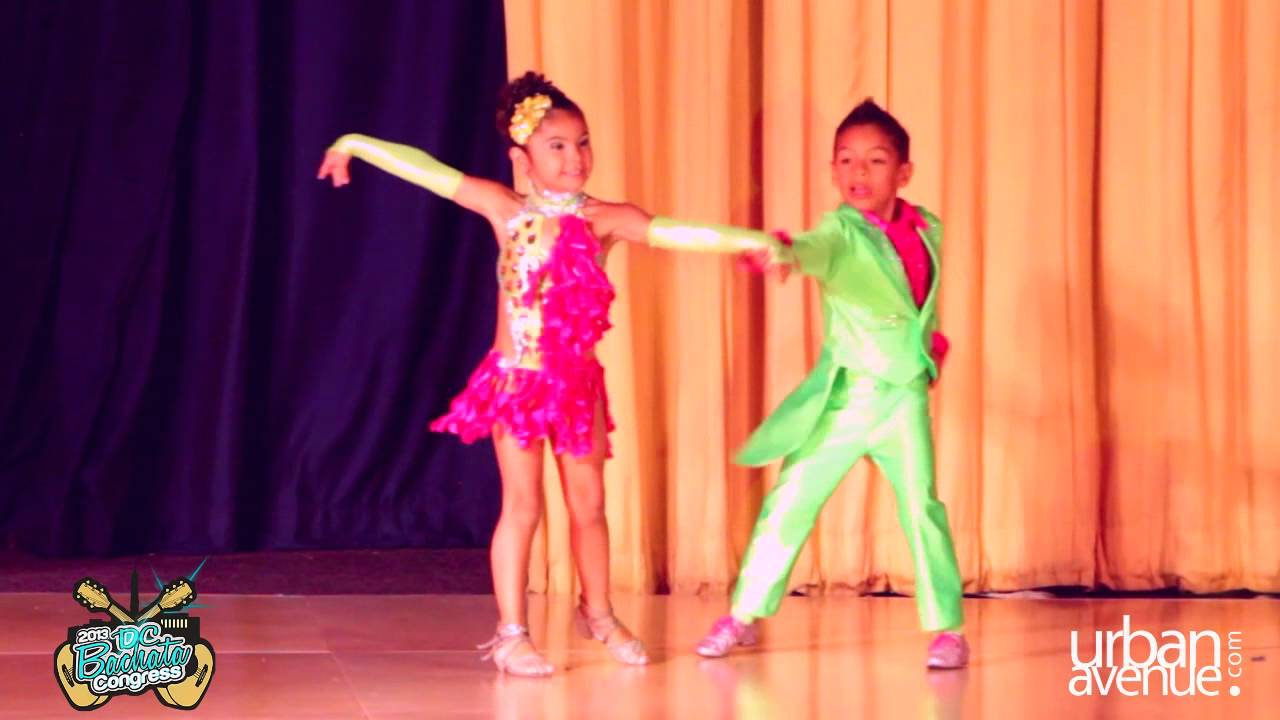 Amazing 6 Year Olds Kevin and Gabby Kids of Baila Conmigo ...