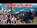 WE'RE A FAMILY OF PIRATES AGAIN! Sea of Thieves!