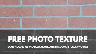 Red Brick Wall Texture | Free Stock Photo