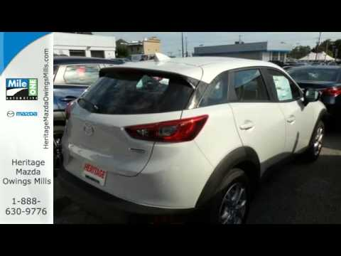Great 2016 Mazda CX 3 Baltimore MD Owings Mills, MD #BG107968   SOLD