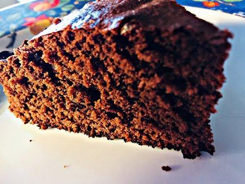 gâteau-chocolat-et-noisette-light-(ww)