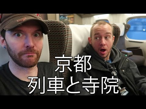 KYOTO TEMPLES AND HINODE UDON! -=- JAPAN ADVENTURE 10