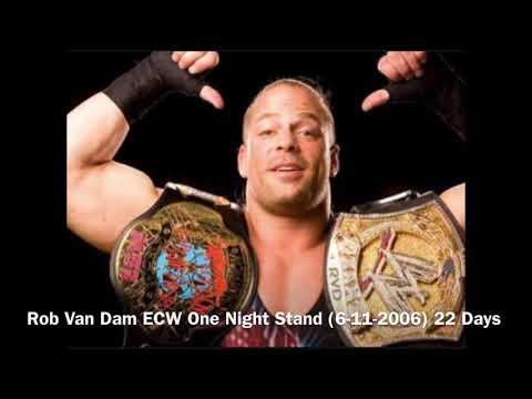 All WWE World Heavyweight Champions (1963-2020) NOT CLICKBAIT