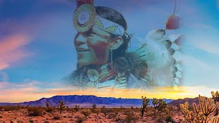 Native American Flute - Zuni sunrise song - Indian traditional song