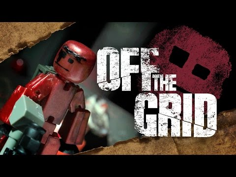 Stikbot | OFF THE GRID ☠️- S1 Ep. 11