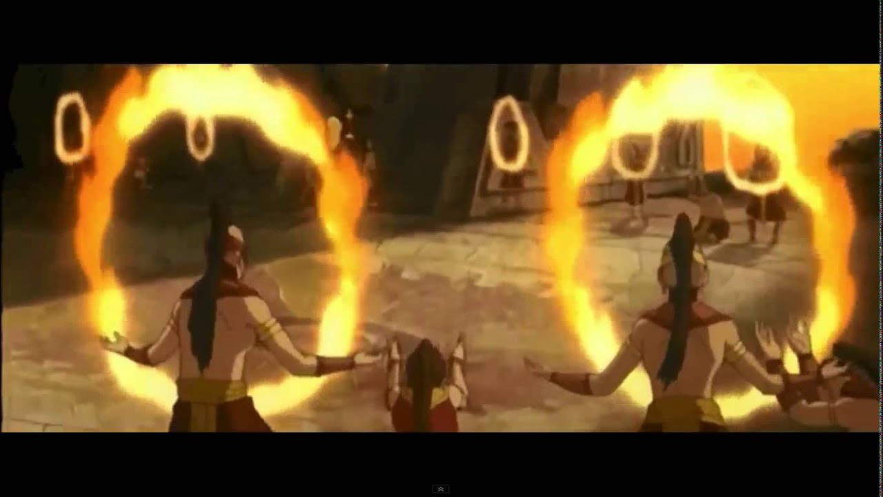 In which episode does Aang learn fire bending? - Quora