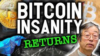 bitcoin insanity