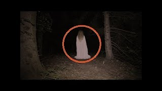 Real Ghost Caught On Camera In Haunted House - Real Ghost
