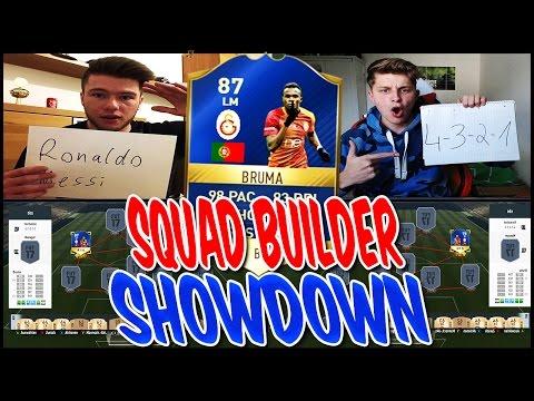 FIFA 17 - 87 TOTS BRUMA SQUAD BUILDER SHOWDOWN vs. PROOWNEZ!!⚽⛔️😝 - ULTIMATE TEAM (DEUTSCH)