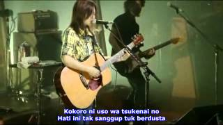 YUI - Am I Wrong LIVE HD (sub indo by Arato-sama YUI-Lovers Indones...