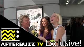 Nigel Lythgoe & Sofia Milos @ Shaping Sound Red Carpet | AfterBuzz TV Interview