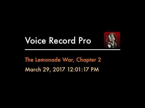 lemonade war summary chapter 2