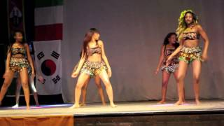 UEA ACS AFRICAN DANCE (GO GLOBAL 2013)