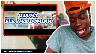 BALENCIAGA REACTION! Ozuna X Ele A El Dominio - Balenciaga | MalikVISION LATIN MUSIC REACTIONS