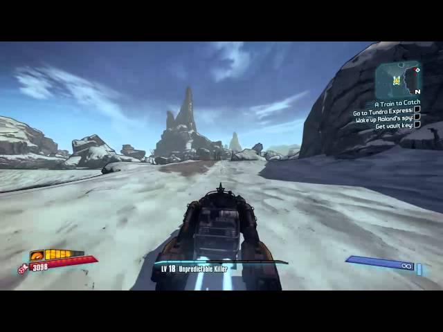 Borderlands 2 Zero  Gameplay