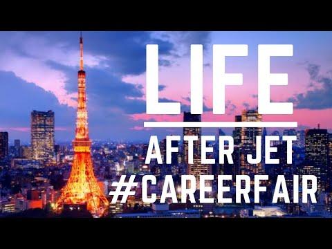 Life After JET #1: JET Career Fair