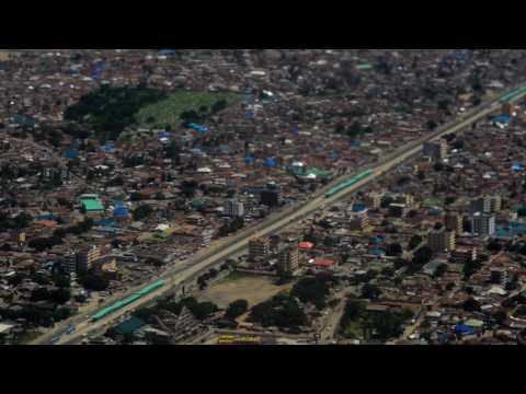New Dar es Salaam  City, Tanzania