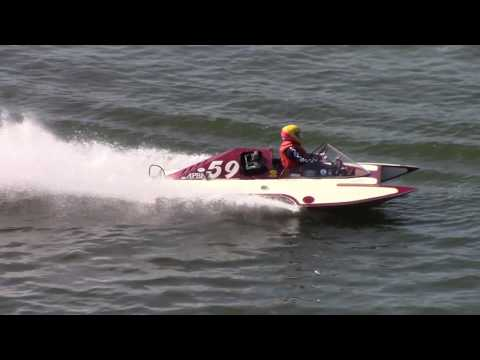 Wheeling Vintage Race Boat Regatta - Sights & Sounds