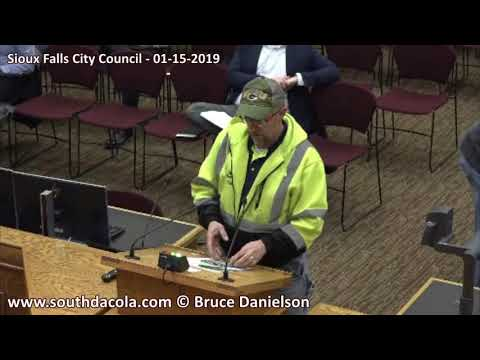 2019-01-15  Sioux Falls Council Meeting - 2538