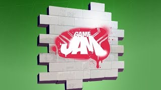 NEW FREE GAME JAM SPRAY PAINT REWARD ON FORTNITE