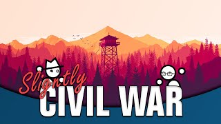 Are Walking Simulators Games? | Slightly Civil War