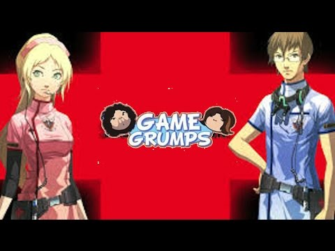 Game Grumps Trauma Center Mega Compilation