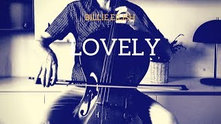 Billie Eilish with Khalid - Lovely for cello and piano (COVER)