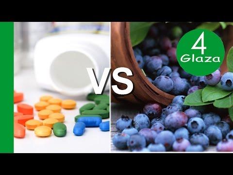 Обзор лучших витаминов для глаз, цены и отзывы потребителей