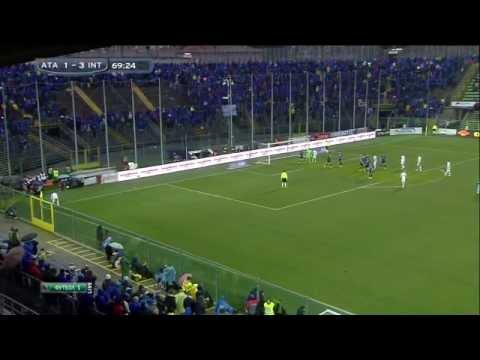 Stagione 2014/2015 - Atalanta vs. Inter (1:4)