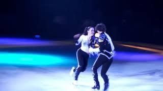 Scott and Tessa. Stars on Ice 2018. Halifax