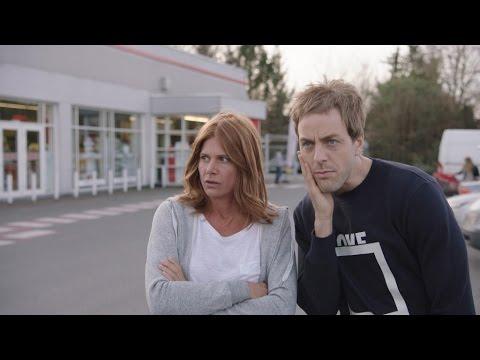 Karen en James niet te spreken over de service van deze supermarkt!  Tegen De Sterren Op  VTM
