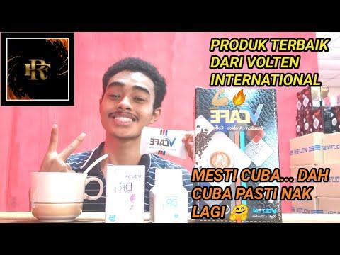 MESTI CUBA...DAH CUBA PASTI NAK LAGI | PRODUK VOLTEN INTERNATIONAL