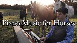 EVERGREEN - Jacob Koller - Original Piano Composition for Horses with Sheet Music