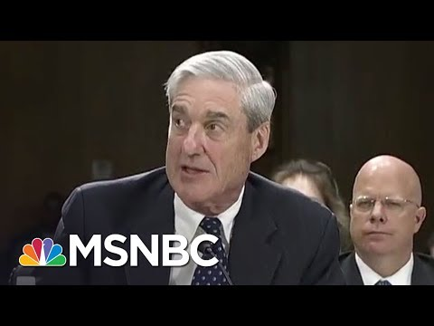 What Would Happen If President Donald Trump Tried To Fire Robert Mueller?   For The Record   MSNBC